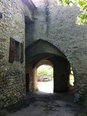 Dorpzijde poort