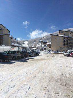 Col de Rousset (station de ski)